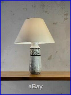 1970 Albert Thiry Vallauris Lampe Ceramique Moderniste Shabby-chic Art Populaire
