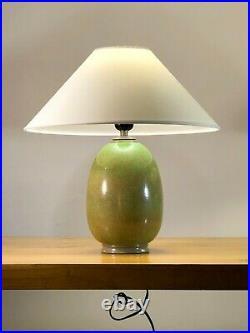 1980-1990 Olivier Villatte Lampes Ceramique Art-deco Neo-classique Shabby-chic