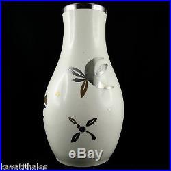 ART DECO Grand Vase Céramique GUSTAVE ASCH Tours Sainte Radegonde/Dunand/1930