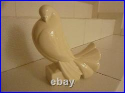 Adnet Pigeon Ceramique Art Deco