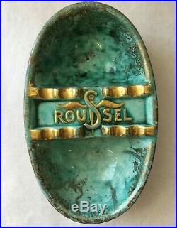 Ancien Cendrier Céramique Jean Mayodon. Jules Leleu. Sevres. Roussel Art Deco