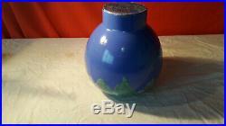 Ancien vase art déco céramique grès (ceramic stoneware) primavera