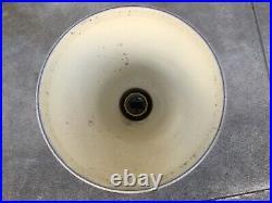 Ancienne lampe CLEMENT MASSIER art nouveau deco ceramique craquelee