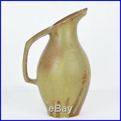 Armand Bedu Vase-pichet ceramique 1930 Art Déco Puisaye La Borne