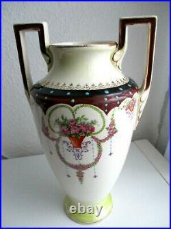 Art Déco Garniture De Cheminée Boch La Louvière Vases Jardinière