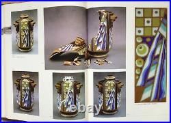 CHARLES CATTEAU Art Deco Ceramics Keramis Boch Frères, céramique, grès