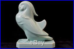 Canard Art Deco Ceramique Emaillee Martel Lallemant Adnet A Identifier