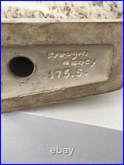 Ceramique Art Deco Grès De Mougin Pigeon
