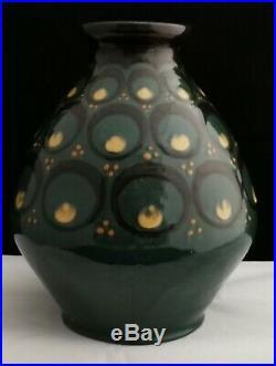 Céramique Art déco, grès Elchinger fils, Soufflenheim Alsace