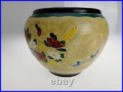 Céramique J. Massier, Vallauris ancien cache pot