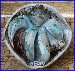 Ceramique Poterie Emaillee Art Nouveau Art Deco Venise