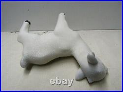 Ceramique art deco biche sandoz