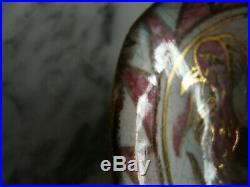 Ceramique edouard CAZAUX art deco