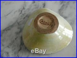 Ceramique edouard cazaux art deco orientale