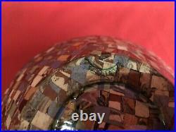 Coupe Gerbino Vallauris Céramique Art Deco