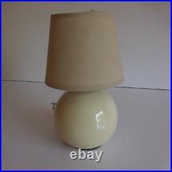 Eclairage lampe table chevet lighting bedside éclairage art déco design France