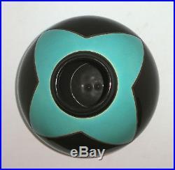 GENO MONTIÈRES, Vase boule Art-Déco en céramique, H 18 cm