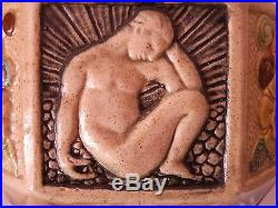 Gargoulette Art Deco. Ceramique. Jean Mayodon