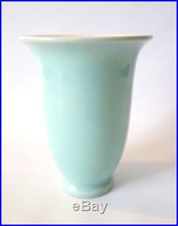 Keramos Sevres Vase Ceramique Art Deco Moderniste Madoura Chambost Jouve 1950