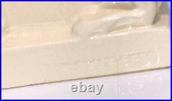 Lévrier céramique Lemanceau