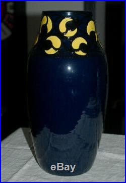 Max Laueger Laüger KTK vase céramique art deco Keramik Tonwerke Kandern