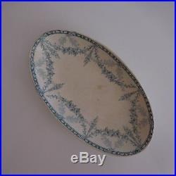 N2753 Céramique faïence Service Mignon CREIL MONTEREAU Labrador art déco France
