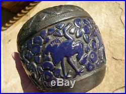 Octave Larrieu Ceramique Gres Art Deco Animalier Maubourguet Tarbes 65 No Simone