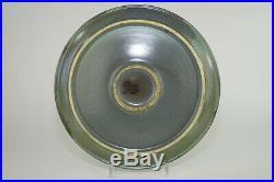 Odetta Hb Quimper -plat A Gateau Art Deco En Ceramique