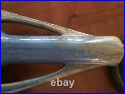 PIERREFONDS HÉRALDIQUE céramique métallisée, paire de vases h 40 cm ART DECO