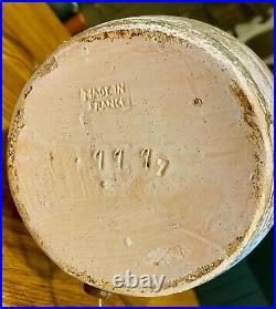 PRIMAVERA & CAB céramique dart de Bordeaux grande lampe ART DECO 1912/1914
