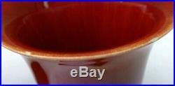 Paire De Vase Art Déco En Céramique Émaillée Paul Millet Sèvres