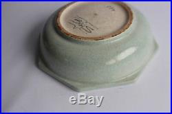 Paul BONIFAS coupe céramique Art deco (37262)