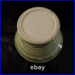 Poterie coupe céramique faïence fait main art déco design XXe PN France N3079