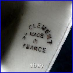 RARE, Sculpture ST CLEMENT Céramique GEO CONDÉ Art Déco 1930 primavera/adnet