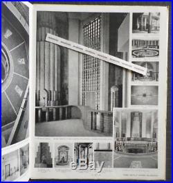 Rare GENTIL BOURDET Art nouveau Art Déco Architecture Céramique Méheut Carreaux