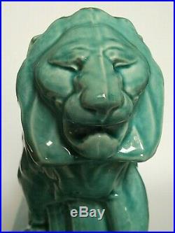 Sculpture Art Déco, Lion PEUGEOT par LE JAN, circa 1934