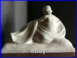 Sculpture Femme Art Déco signée sur le socle René-Abel PHILIPPE (1898-1978)