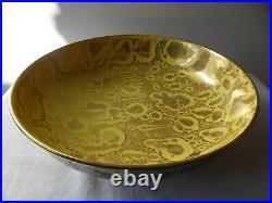 Sèvres. Mazeaud & Faverot Grande Coupe faience. Céramique Art-déco. Ceramic cup