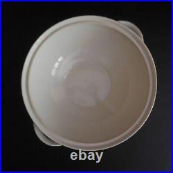 Soupière céramique porcelaine art déco table design XXe vintage PN France N4401