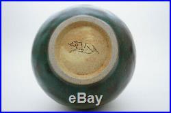 VASE CERAMIQUE LOUIS LOURIOUX 1874-1930, Ceramic art deco, pottery vintage design