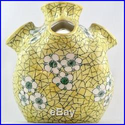 VASE Céramique GABRIEL FOURMAINTRAUX DESVRES Faïence ART DECO 1930 lejean/robj