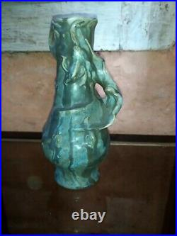 VASE DENBAC Art Deco C. 1920/30 ceramique N°3