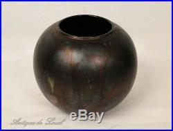 Vase Boule Art Déco Céramique Allemagne 20e
