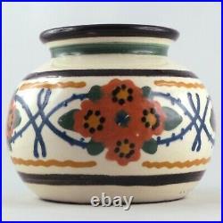 Vase Céramique PAUL JACQUET Poterie SAVOIE Art Déco 30/sispa/jourdain/primavera