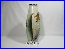 Vase Louis Fontinelle Ceramique Art Deco Ceramic Keramik