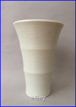 Vase art deco Bing Grondahl Scandinavian ceramic. Céramique Scandinave