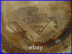 Vase art déco céramique Marcel Guillard Etling Paris France 1930