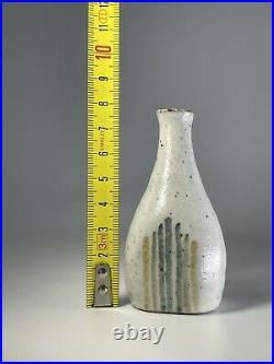 Vase ceramique Bruno GAMBONE Italy pottery Guido Deco Art Brutalisme Terre Cuite