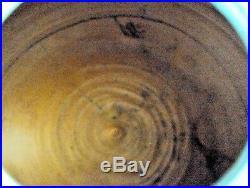 Vase en céramique art-déco marque à identifier