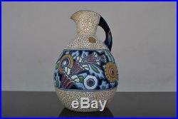 Vase pichet art déco en céramique Amphora (tchèque)